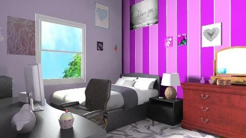 my room - Minimal - Bedroom - by Designerloft
