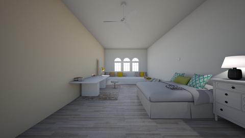 Test - Modern - Bedroom - by 12d