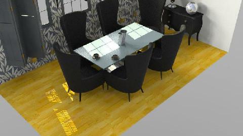 abvcv - Dining Room - by Cassini