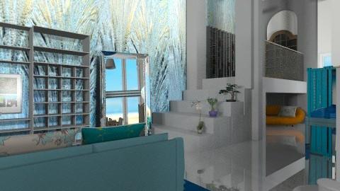 Largess - Eclectic - Living room - by mrschicken