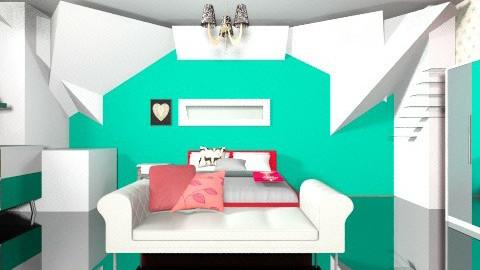 Inter - Global - Bedroom - by MahaMA