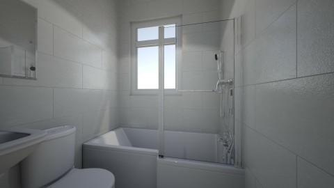Apartment Bathroom - by Ibari
