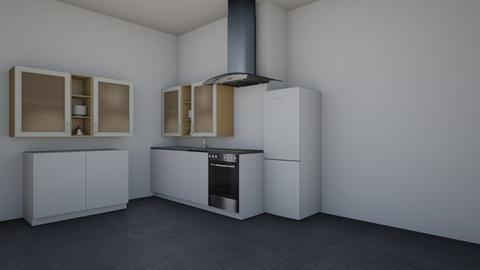 kitchen - by sshn