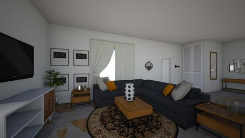 girl - Living room - by ryleesch123