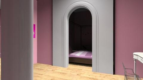 bedroom  - Bedroom - by karolina1408