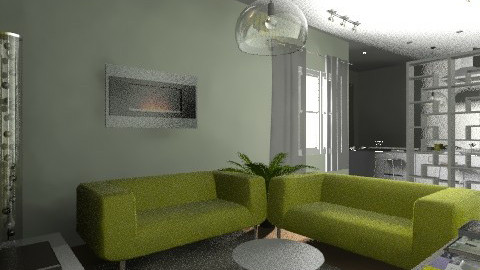 IN CONSTRUCTION - Global - Living room - by juliacavallaro