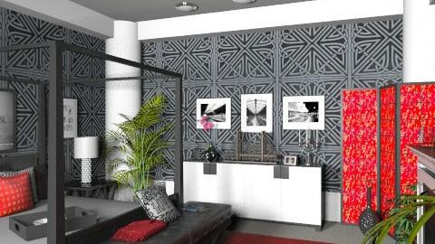 Mirage - Eclectic - Bedroom - by ML_Designs79
