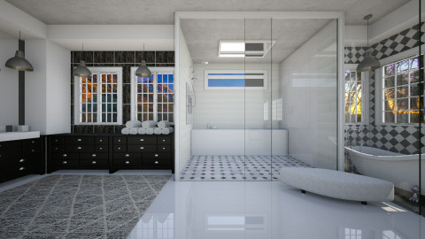 Painkiller - Modern - Bathroom - by Lucii