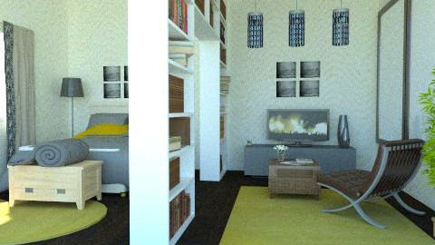 design43 - Minimal - by blondina14