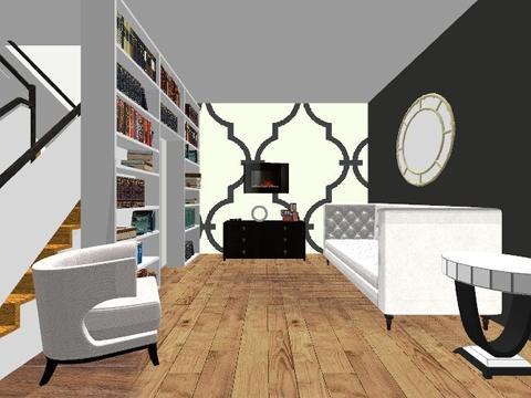 kjnijk - Rustic - Living room - by abigail97120