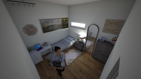 Modern Room - Modern - Bedroom - by Rooneymooney