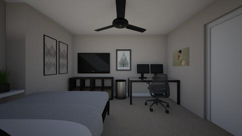 tr2 - Bedroom - by chrometoaster
