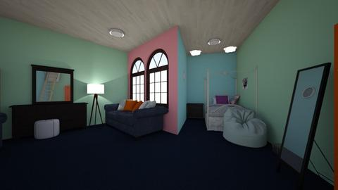 55 - Bedroom - by valeria02