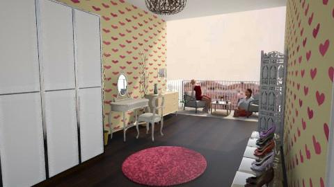 DR Venezia - Bedroom - by ReneaaQ