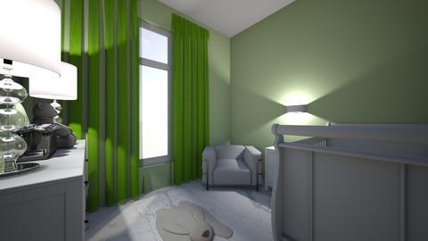 quarto infantil - Glamour - Kids room - by kelly lucena