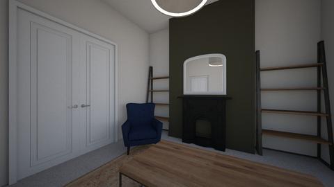 fireplace lounge - by HomeDesignYork