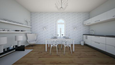 kitchen - by gj123