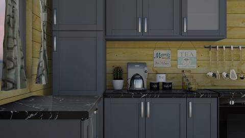 Farmhouse - Kitchen - by nonanymous_