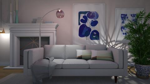 Living room - Minimal - Living room - by Annathea