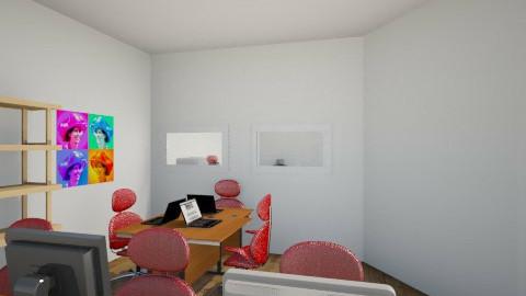 CGI office - Minimal - Office - by amarah