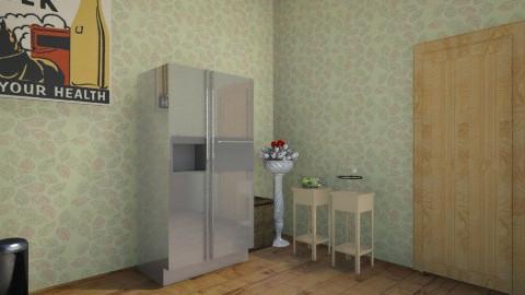 la comida 3 - Dining room - by HermioneJMalfoy