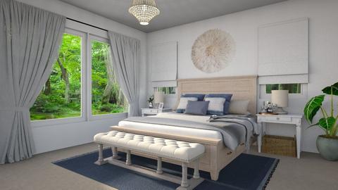 Juju - Bedroom - by Sarah Anjuli