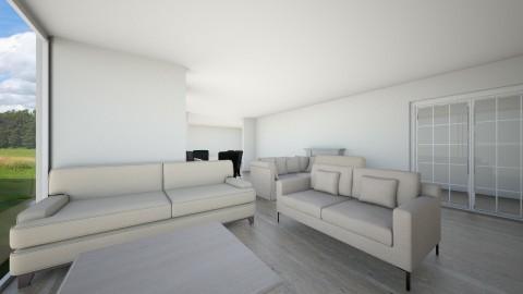 woonkamer 3 - Living room - by fleursmulders