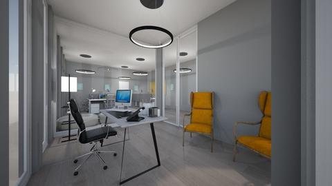 Small PR room - Office - by jakubm87
