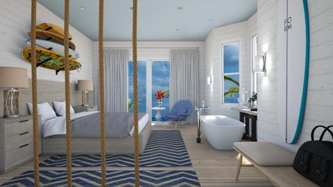 The Sea Room - Eclectic - Bedroom - by 3rdfloor