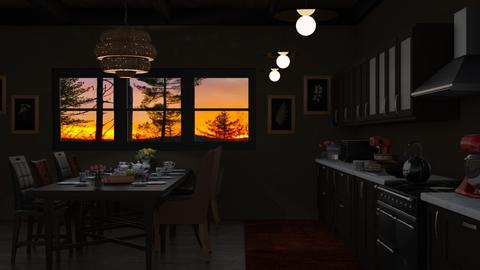 488 - Kitchen - by Jade Autumn
