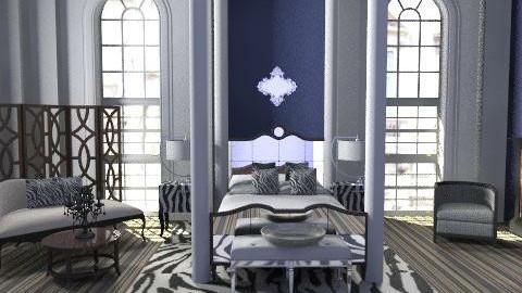 paris11 - Classic - Bedroom - by naki1