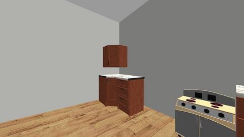 Kitchen for La Finca - Kitchen - by moraenterprises2018