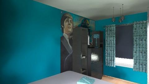 bedroom fantasy - Glamour - Bedroom - by aasemor