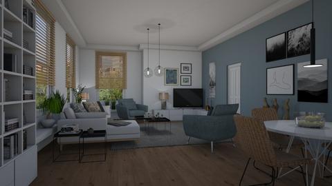 ARTISAN FLOORING template - Living room - by Tutsi