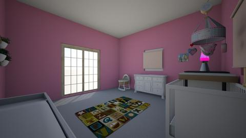 Nursery - Kids room - by bianca_fonseca