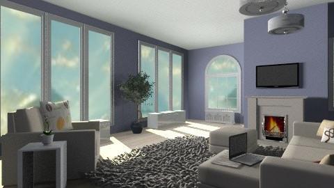 Teen Bedroom 2 - Minimal - Bedroom - by mpy1999