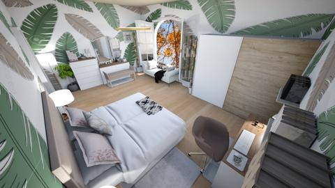 family home 147 - Modern - Bedroom - by Stavroula Chatzina