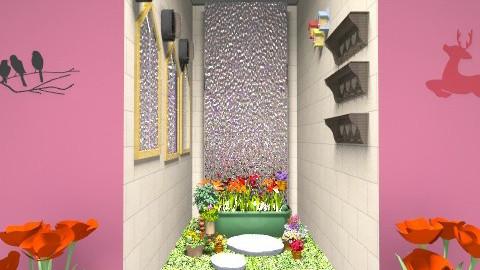 no room for garden - Minimal - Garden - by nixxatheya