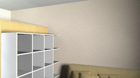 Komnata s garderobnoj3 - Classic - Living room - by sueno_contigo