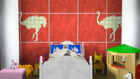 kids room - Classic - Bedroom - by roshni