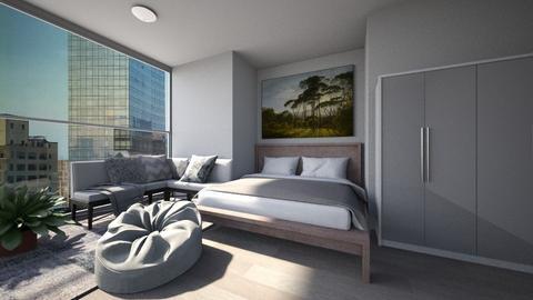 b - Bedroom - by Mesimumm
