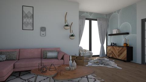 Jeanny - Living room - by elisavz_
