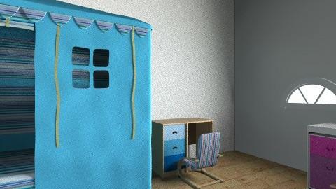 Jamis Boy Girl Bedroom - Minimal - Kids room - by jamiandchloe2000