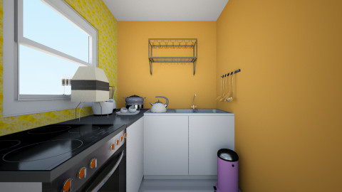 petak3 - Minimal - Kitchen - by tvirandie