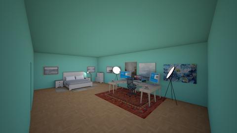 Duke Cochran - Bedroom - by Rsvo64