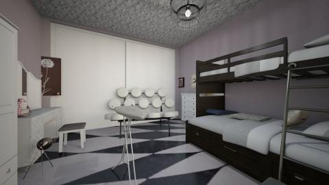 clutter - Bedroom - by FJ Bah