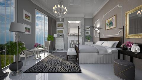 BGFC - Bedroom - by iraa