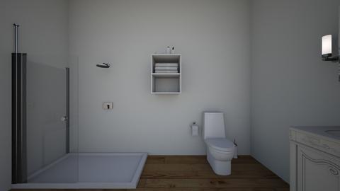 bathroom - Bathroom - by baaxterr