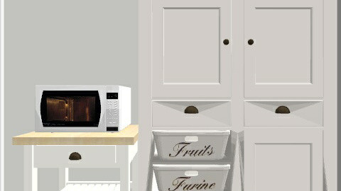 Kitchen 1 - by ashlynmills