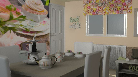 RR18_2mon t time - Dining Room - by FRANKHAM